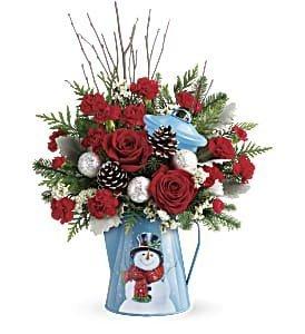 Snowy Daydream Bouquet