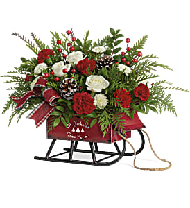 Sleigh Bouquet