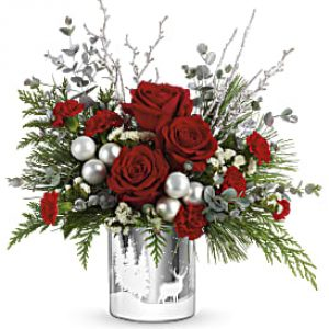 Winter Wishes Bouquet