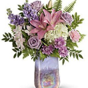 Glass Grandeur Bouquet